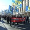 У Києві маршем відзначили річницю бою під Крутами та придушення січневого заколоту