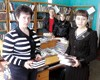 Бібліотечний фонд поповнився новими книжками