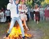 Бориспільські рідновіри  взяли участь у святі Купайла