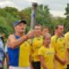У Борисполі пройшов Фінал Олімпійської естафети «Передай вогонь переможцю»