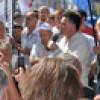 5 тисяч мітингувальників біля Верховної Ради провели трибунал над Януковичем, Литвином, Мартинюком та Колєснічєнком