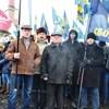 Бориспільські націоналісти взяли участь у вшануванні Героїв Крут
