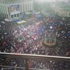 У Києві пройшов багатотисячний марш «За європейську Україну!»