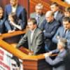 Юрій Левченко: Депутати, які виступають проти негайного незалежного парламентського розслідування фактів корупції в уряді, є зрадниками українського народу!