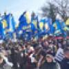 «Свобода» пікетує парламент, вимагаючи негайно створити ТСК для розслідування фактів корупції в уряді Яценюка