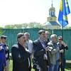 Бориспільських повстанців вшанували знову біля незбудованого їм пам'ятника