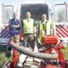 Бориспільська команда ГО СПК «Штурм» отримала диплом за кращий пожежний автомобіль